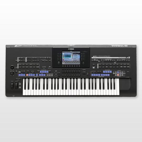 Keyboard Workstation Instruments : tyros4 10th anniversary special edition overview arranger workstations keyboard ~ Russianpoet.info Haus und Dekorationen