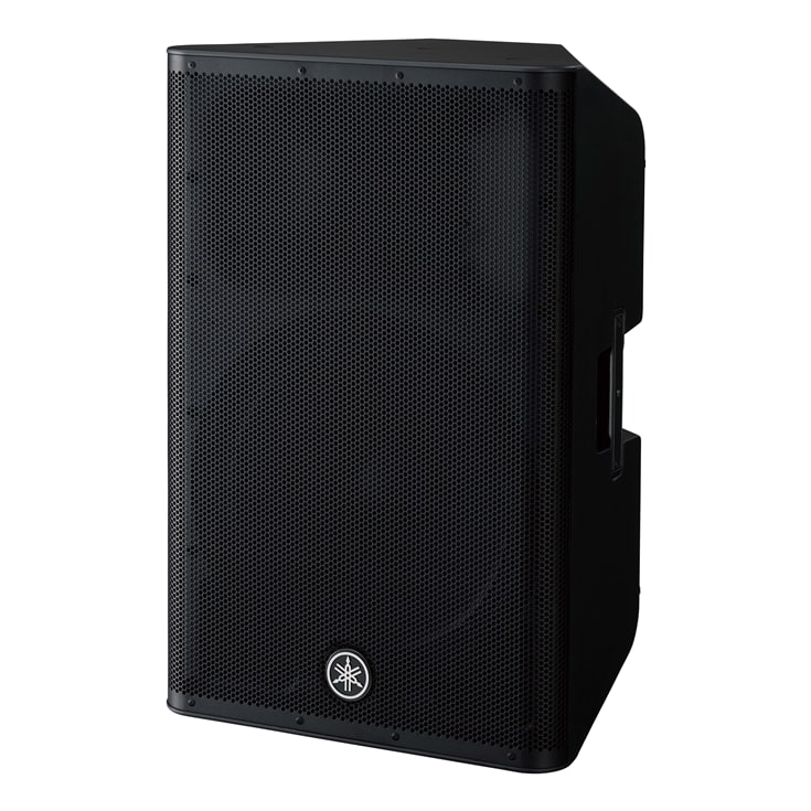 "Yamaha DXR15mkII 15"" 2-way Powered Loudspeaker"