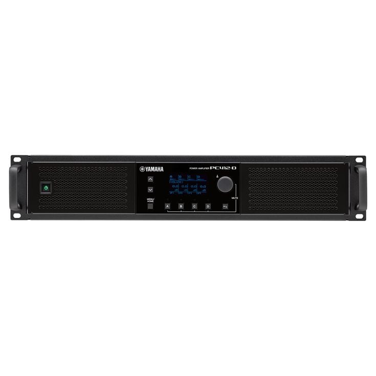 Yamaha Power Amplifier PC412-D Thumbnail